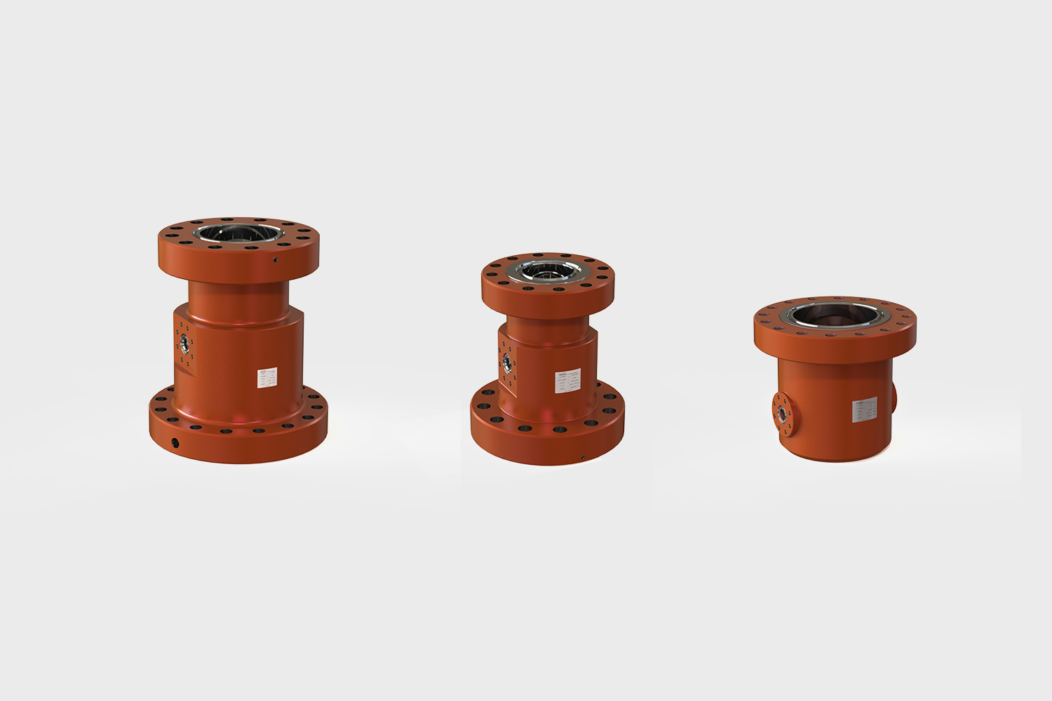 Casing Heads, Casing Spools and Tubing Spools