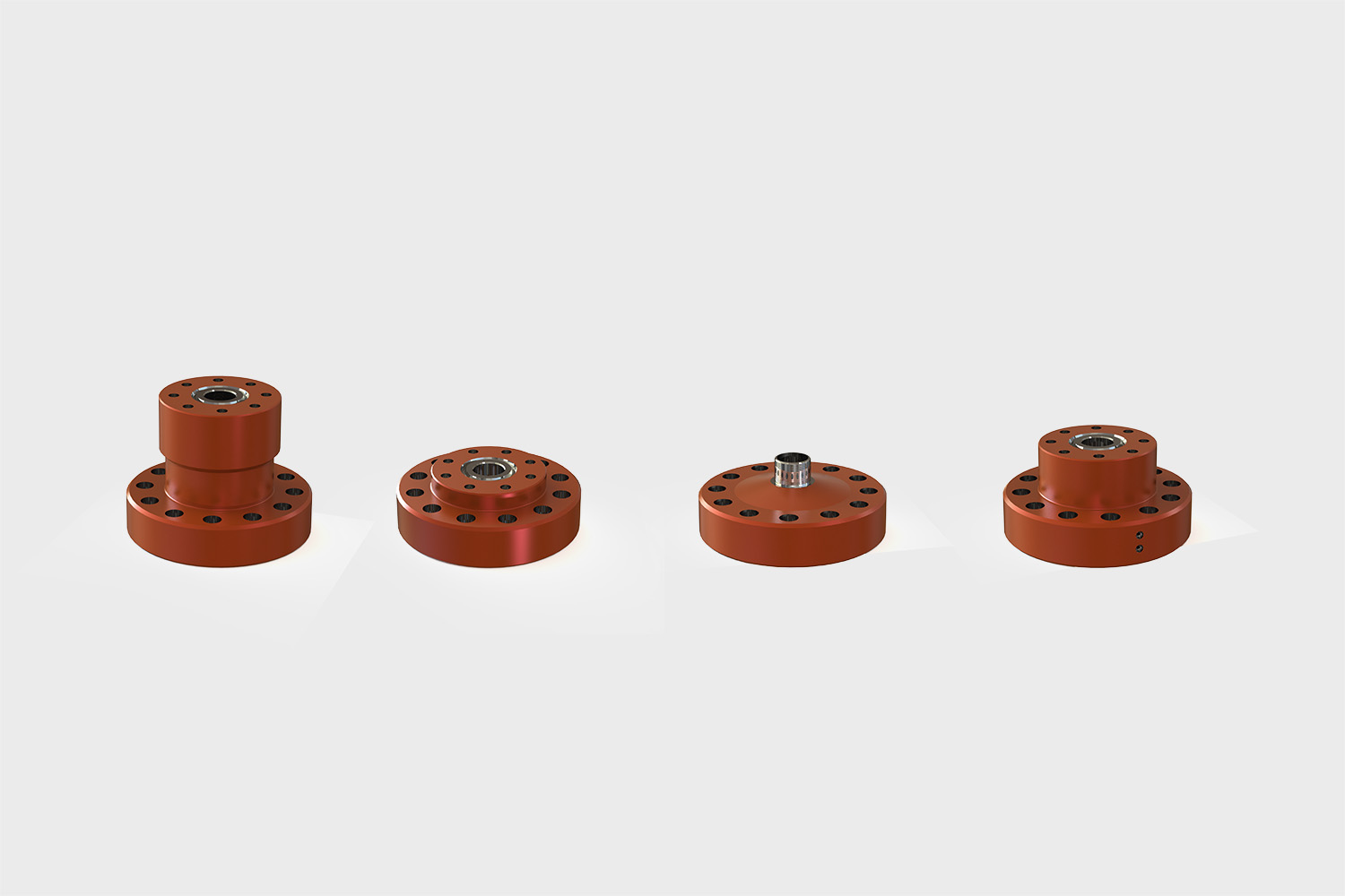 API 6A Tubing Head Adapters for Wellhead Completion
