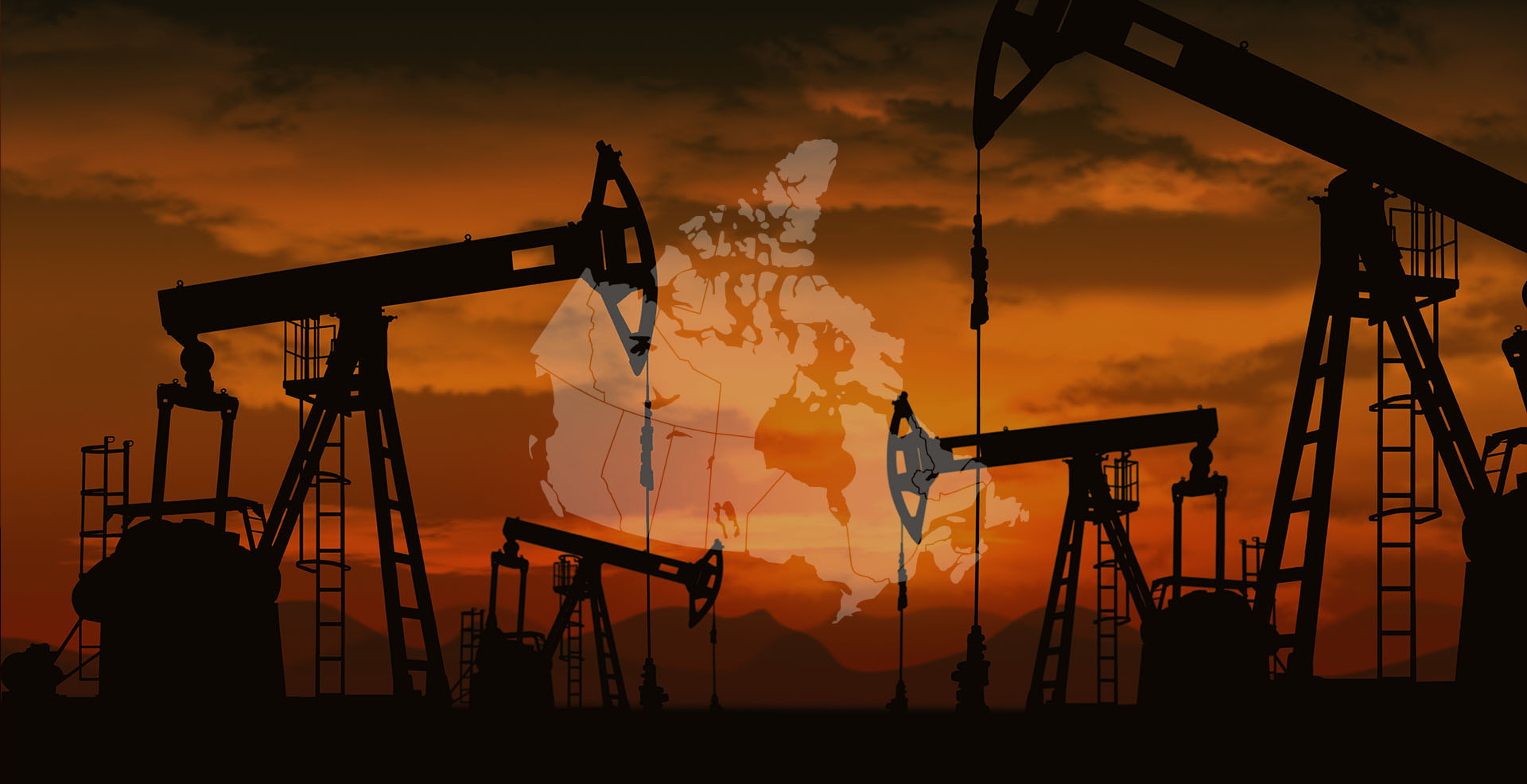 oil and gas field equipement in Canada